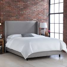 skyline furniture wingback bed  roselawnlutheran