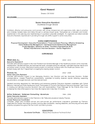 Resume Summary Examples For Administrative Assistants Cosy Resume Career Summary Examples Administrative For Your 13