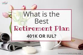 Index Universal Life Vs 401k Which Is Better For Retirement