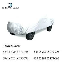 Car Cover Size Chart Budge Car Cover Best Car Cover Budge