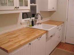 countertops butcher block countertop s butcher block countertop pros cons white modern cottage kitchen cabinet