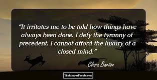 Clara Barton Quotes Adorable 48 Inspiring Quotes By Clara Barton For The Samaritan