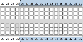 Boeing 737 900 Seating Chart Where To Sit On Uniteds 737 Max 9 Economy And First Class