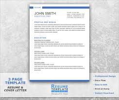 14 Useful Sample Chef Resume Templates To Download | Sample Templates
