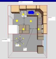 how to design lighting. How To Design Kitchen Lighting. Full Size Of Kitchen:attractive Recessed Lighting Layout