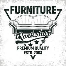 vintage furniture logo. Interesting Vintage Vector  Vintage Furniture Workshop Logo Designs Grange Print  Stamps Repair Shop Creative Typography Emblems In Furniture Logo