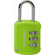 <b>Munkees Combination Lock</b> 2 – Great Escape Outfitters