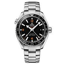 omega watches quality swiss watches ernest jones watches omega seamaster planet ocean 600m men s bracelet watch product number 1318292