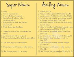 Proverbs 31 Woman Quotes Amazing Super Woman Vs Abiding Woman Becoming A Modern Proverbs 48 Woman