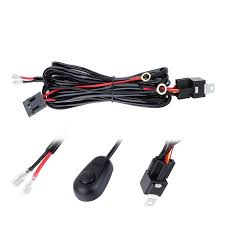 3m 10ft light wiring harness annt waterproof 12v 40a led off road 3m 10ft light wiring harness annt waterproof 12v 40a led off road led light bar