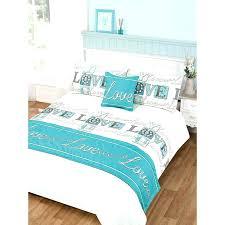 teal bedding sets king teal bedding king size love bed in a bag king duvet set