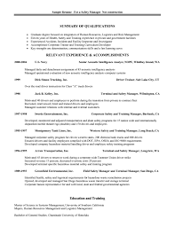 Fetching Safety Manager Resume Creative Resume Cv Cover Letter
