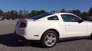 2010 Ford Mustang V6 - YouTube
