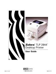Zebra Designer Tlp 2844 Free Download Zebra Tlp 2844 Desktop Printer Manualzz Com