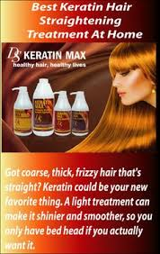 best keratin hair straightening treatment at home