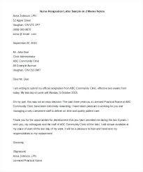 Writing Two Weeks Notice Free Resignation Letter How To Write A Resignation Letter 2 Weeks
