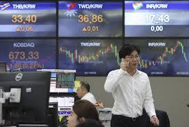 Asian stocks rally with wall street
