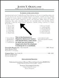 resume objective lines sample resume objective statement and get  inspiration to create a good resume 7