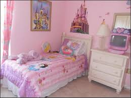 Interactive Bedroom Decoration Design Ideas In My Kids Space Furniture  Interior : Stunning Princess Theme Girls ...