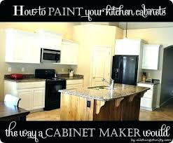 average cost to paint kitchen cabinets. Cost To Paint Kitchen Cabinets Average Professionally Painted Refinishing Spray .