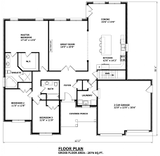 the north bay bungalow house plan