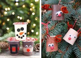 Weihnachtsbasteln Mit Kindern 100 Originelle Und Ganz