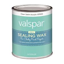 valspar clear satin acrylic satin water based clear glaze actual net contents 16