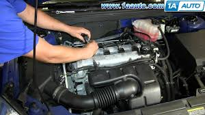 how to install replace engine ignition coil 2 4l pontiac g6 saturn how to install replace engine ignition coil 2 4l pontiac g6 saturn aura