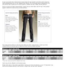 Evisu Jeans Size Chart How To Measure Your Jeans Is Perfect Fit Tall Girl Jeans