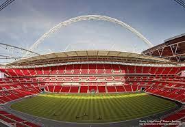 Eines der modernsten stadien europas: Wembley Stadium London Igp Completing Projects