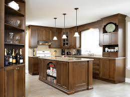Elegant Sobriety Kitchen