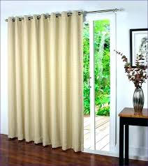 sheer patio curtains sliding glass doors full size of single panel door screened porch curtain