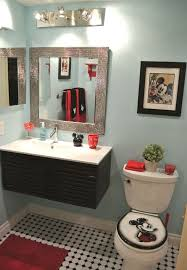 attractive mickey mouse bathroom ideas with best 25 disney