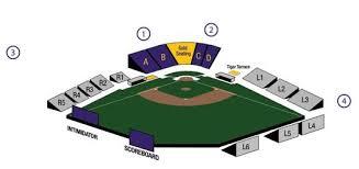 Lsu Stadium Club Seating Chart Alex Box Seating Chart 2019