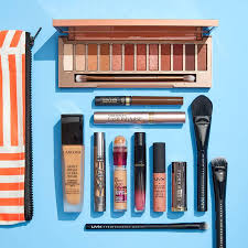 here s everything you need to build your first makeup kit