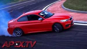 BMW Convertible bmw m235 test : BMW M235i: Epic Drift Duel & Drag Race vs BMW M5 [ENG SUB] - YouTube