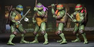 ninja turtles. Perfect Ninja Teenage Mutant Ninja Turtles Movie Action Figures Inside