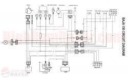 wiring diagram chinese 150cc atv wiring diagram chinese 150cc chinese atv wiring diagram 50cc at 250cc Chinese Atv Wiring Schematic