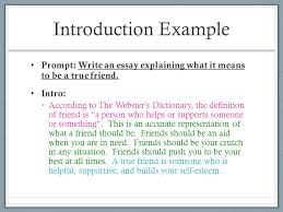 esseys essays for all definition essay examples about friendship