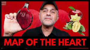 <b>Map Of The Heart</b> Red Heart V.3 Fragrance Review   USA, CAN, EU ...