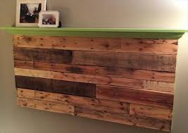 wall mounted wood headboards surprising amazing bedroom headboard with shelves decorating ideas 33