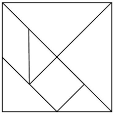 Use the Free Tangram Template Pattern in PDF