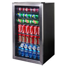 Undercounter Beverage Refrigerator Glass Door Shop Beverage Centers Wine Chillers At Lowescom