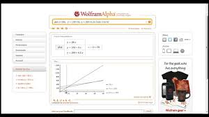 wolfram alpah how to graph system of 3 equations