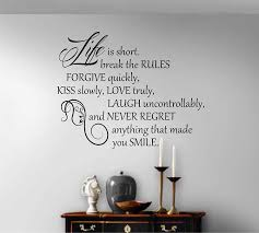 bdzqis unique quote wall art on wall art quotes with bdzqis unique quote wall art wall decoration ideas