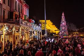 Old Sacramento Light Show Schedule Theatre Of Lights Downtown Sac