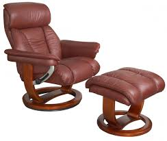 adorable leather chairs with footstool view by size 1280x1083