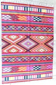 pink rug light navy and rana hand hooked area colorful rugs for living room awesome best navy