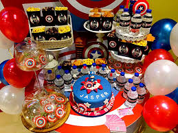 Superhero Theme Mr Bottle Kids Party Singapore Party Planner