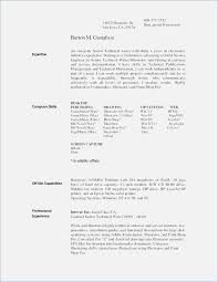 Free Resume Biulder Best Of Resume Builder Free No Sign Up Sonicajuegos